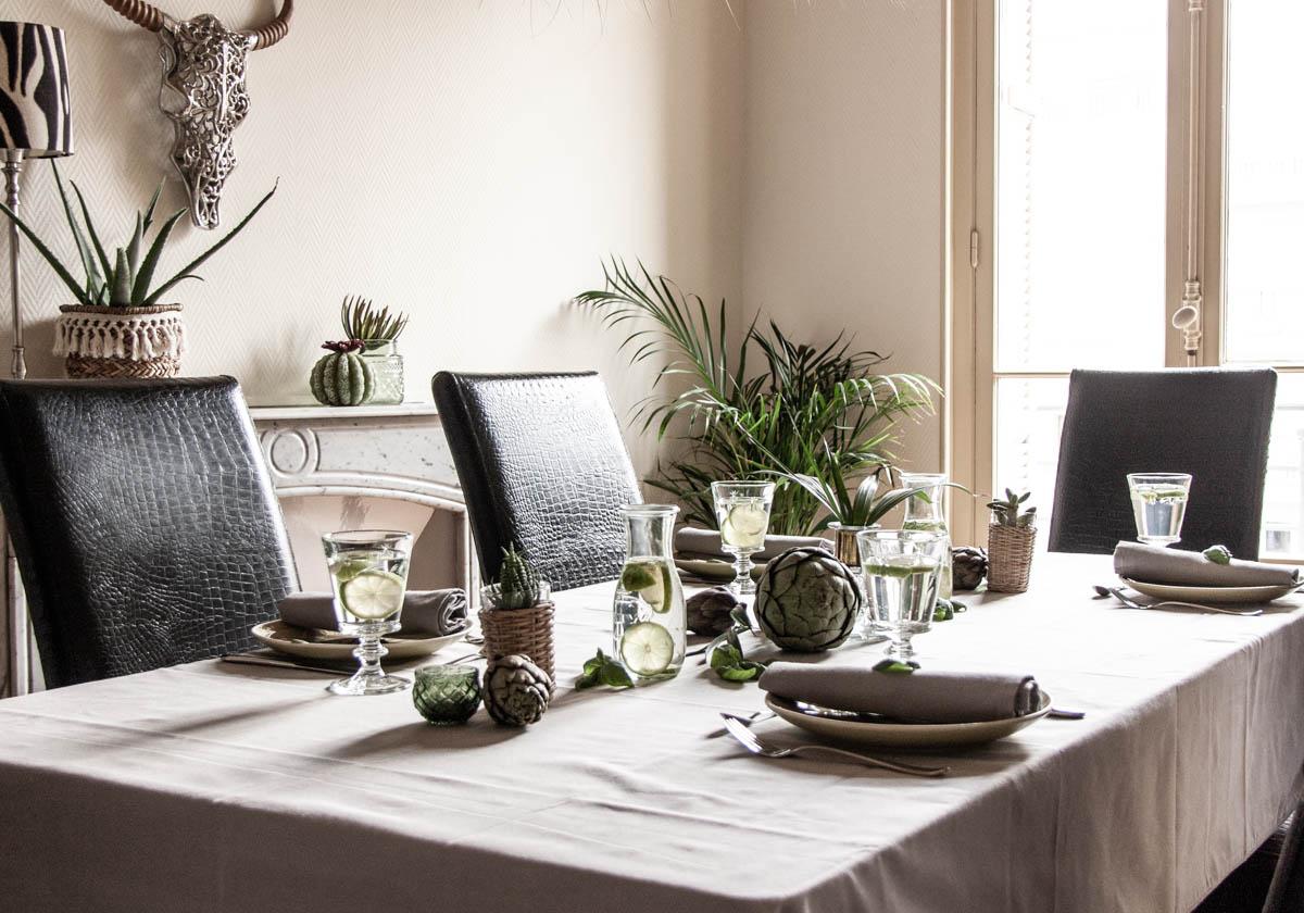 Zeitgeist Living Tischdeko Vegetarisch
