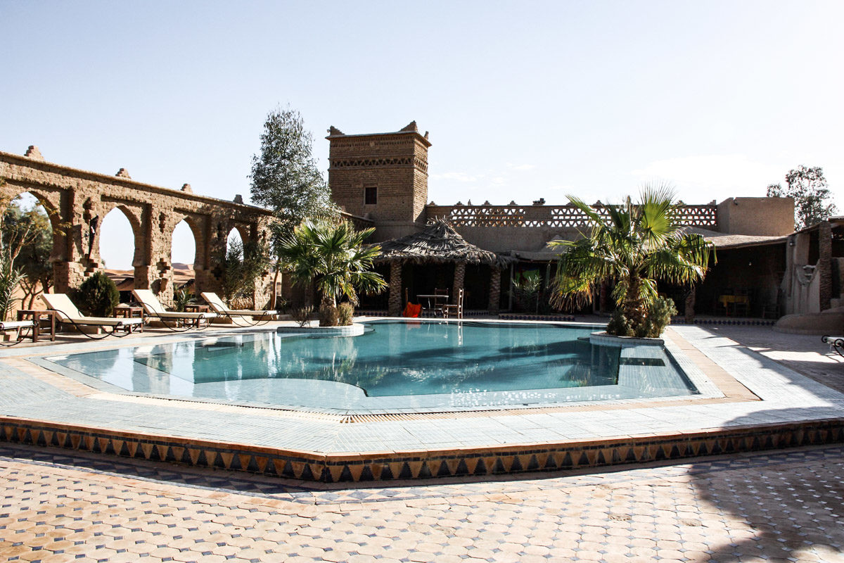 Zeitgeist Living Sunsetin der Wüste & Marokko