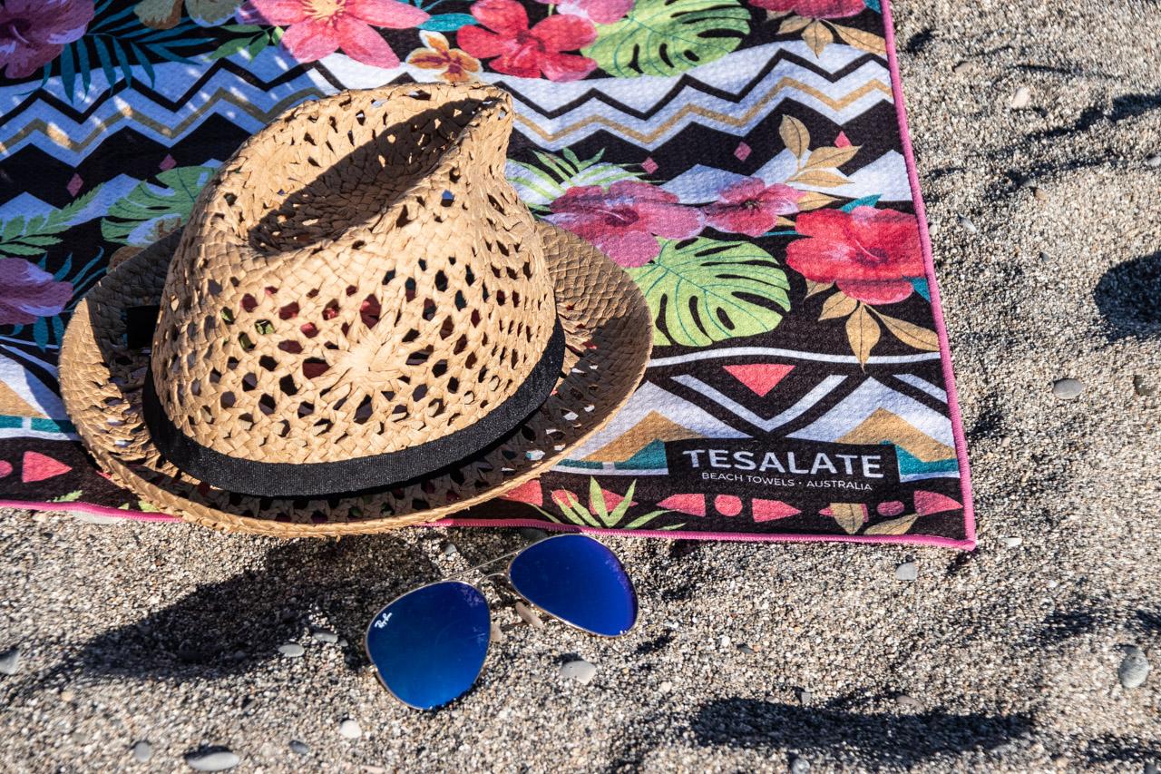 Zeitgeist Living Blog Tesalate Beachtowel Erfahrungen