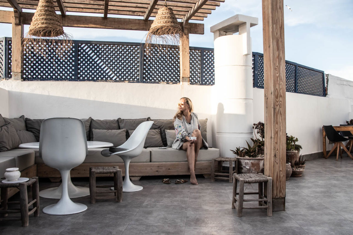 Zeitgeist Living Riad Dar Maya Essaouira