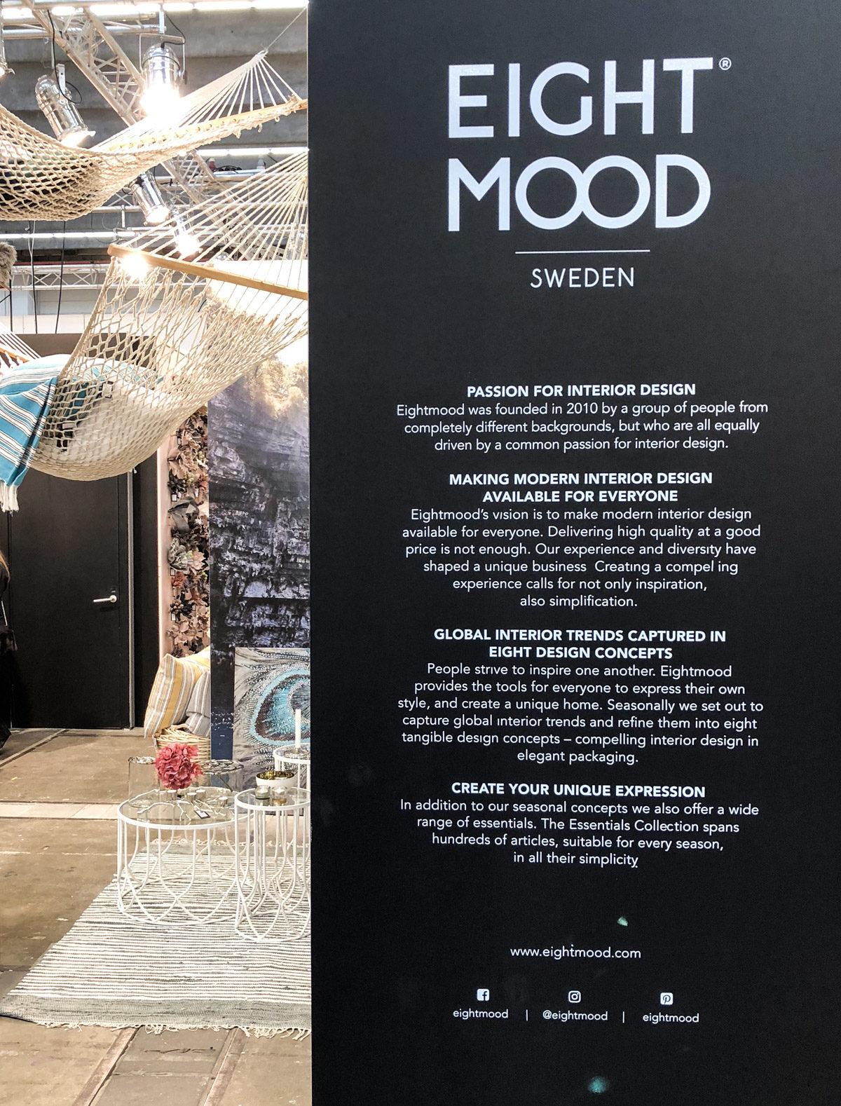 Zeitgeist Living Ambiente Messe 2018