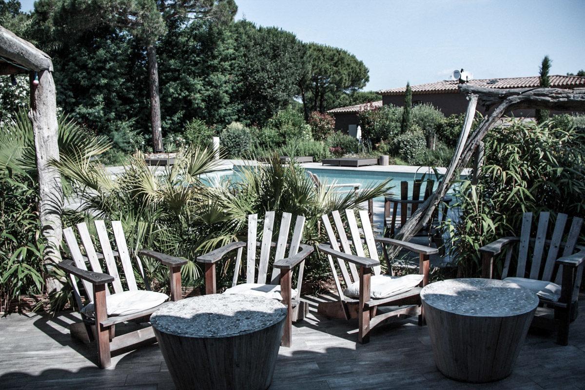 Zeitgeist Living La Villa d'Andrea Ramatuelle
