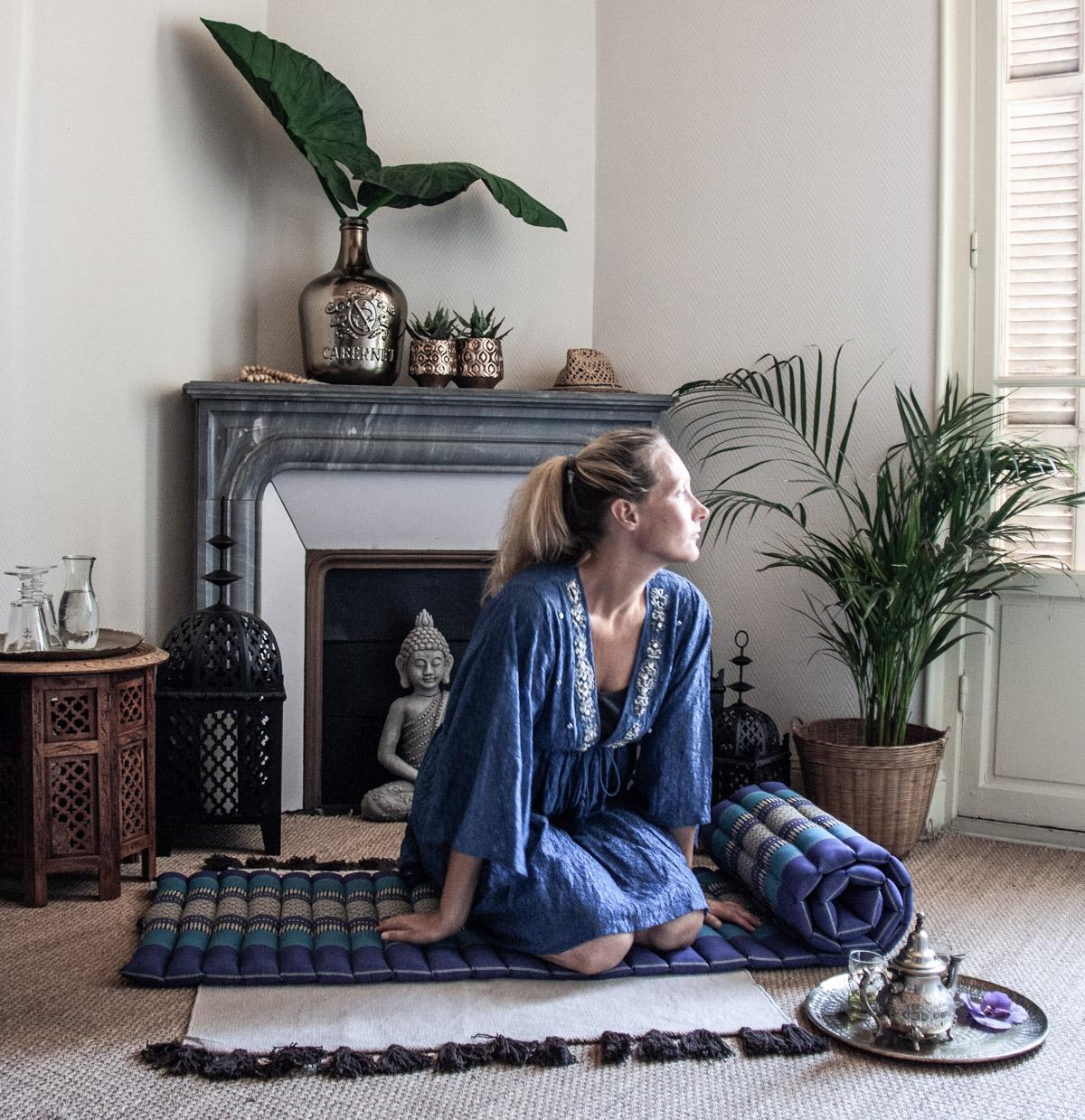 Zeitgeist Living COZY BLUE PLACE & Shahé lélé