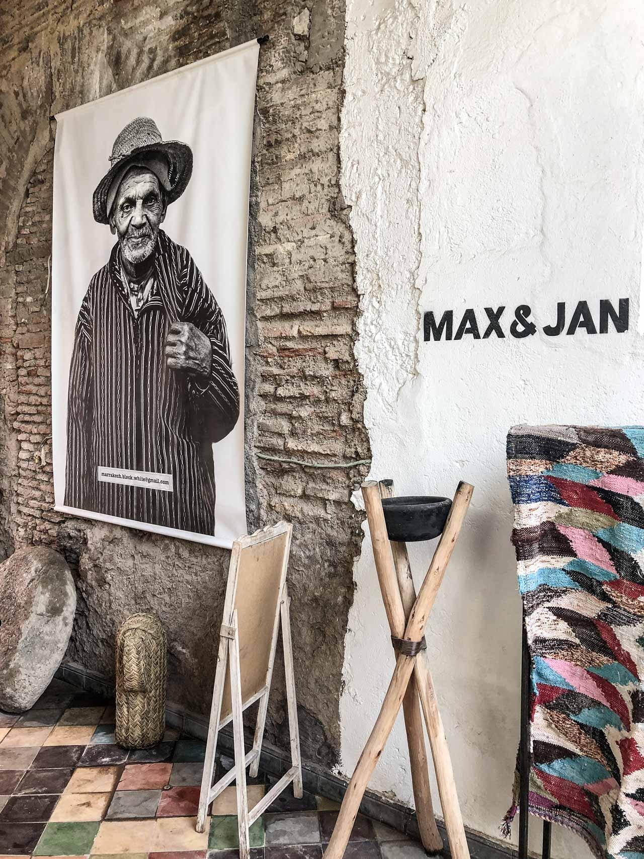 Zeitgeist Living Max & Jan Marrakesch