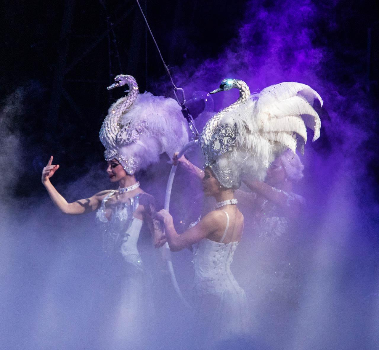 Zeitgeist Living Zirkusfestival Monte-Carlo
