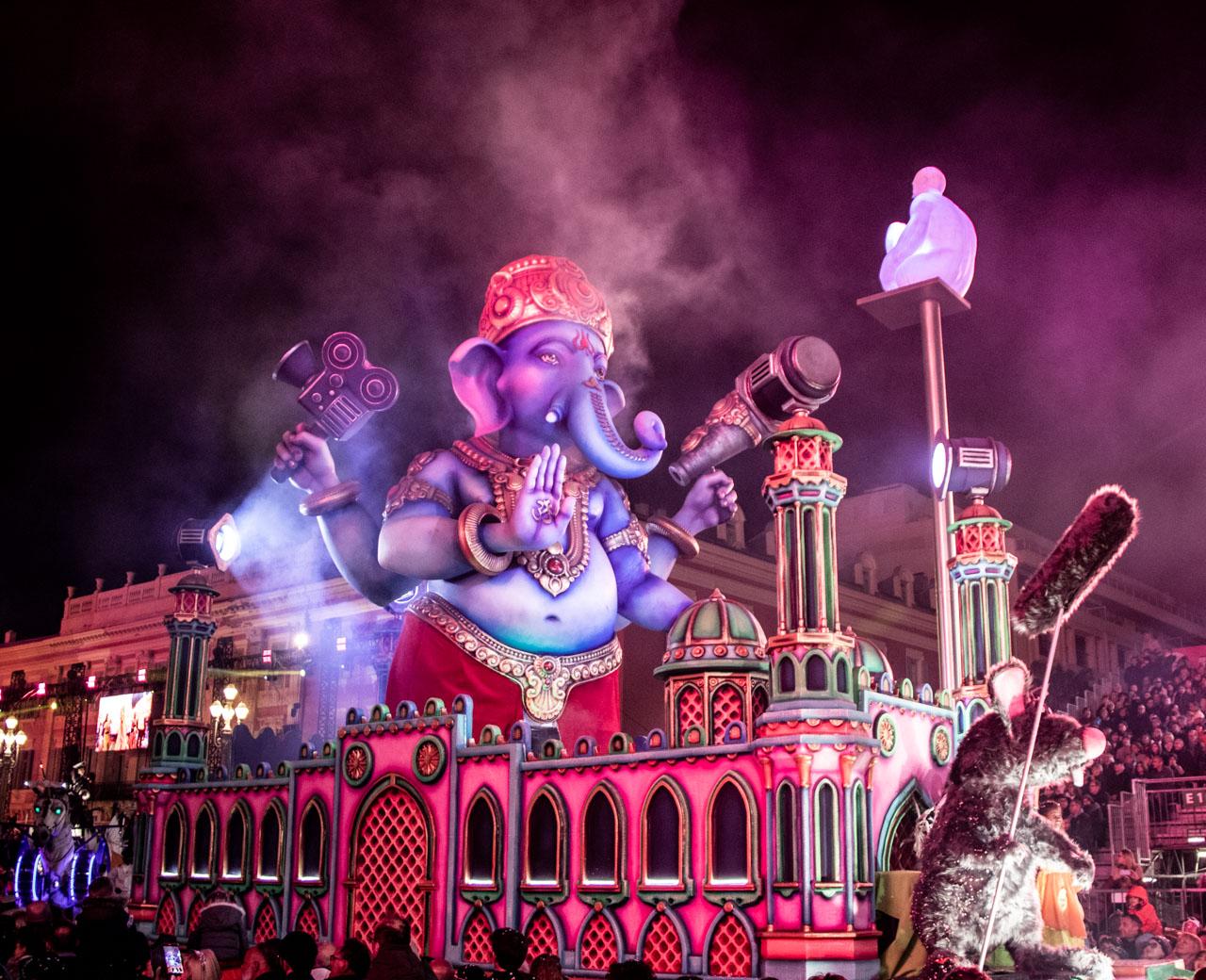 Zeitgeist Living Carnaval de Nice
