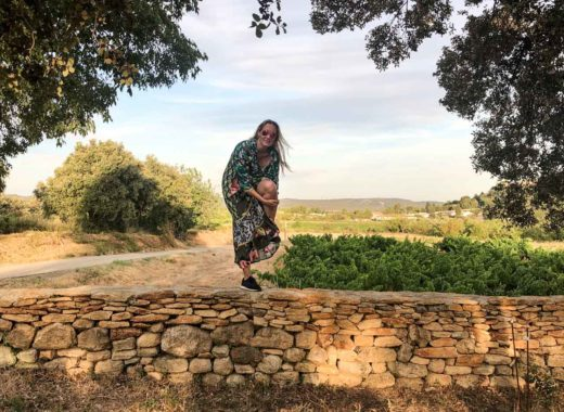 Zeitgeist Living Sunset in Provence & same dresses