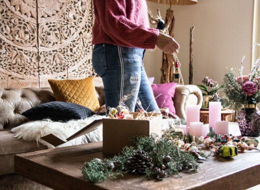 Zeitgeist Living Weihnachtsdeko & Dekoria Velvet Style