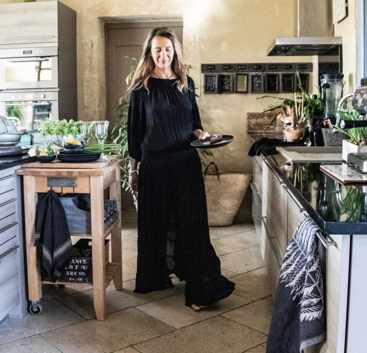 Zeitgeist Living Kitchen Story & Schokoladenkuchen & Dekoria Geschirr