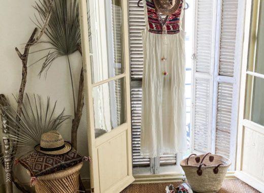 Zeitgeist Living All Day Summerdress by Hippie Moon Store
