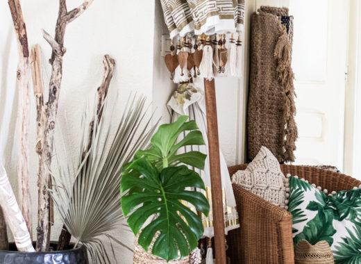 Zeitgeist Living Bali-Tempel-Schirme