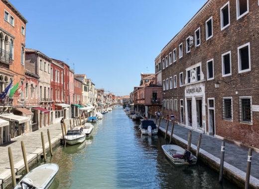 Zeitgeist Living Trip to Murano