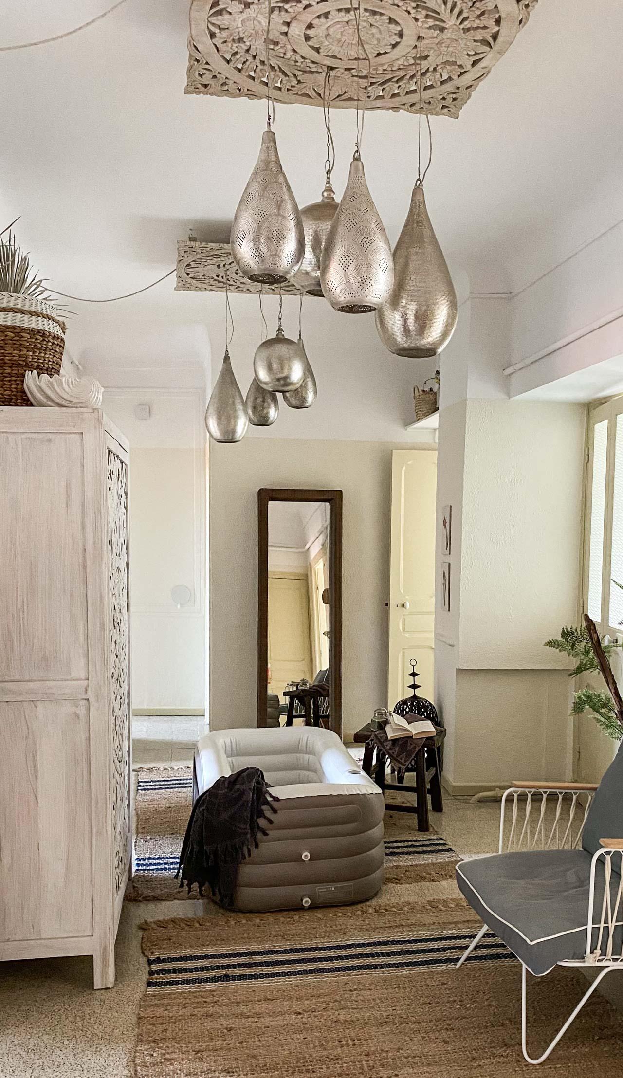 Zeitgeist Living Baden ohne Badewanne?