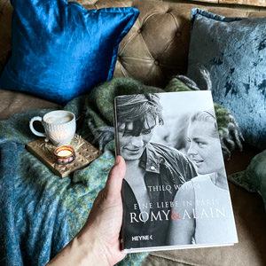 Zeitgeist Living Affiliate Buch Eine Liebe in Paris Romy & Alain